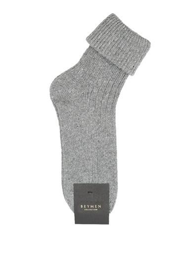 Beymen Çorap Gri